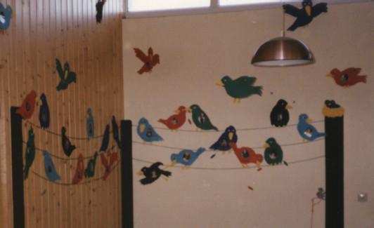 Als Die Raben Noch Bunt Waren Kindergarten Homepage